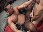 Gay Sex With His Boss
