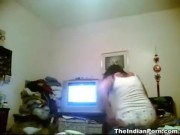 Desi Aunty ka Changing Video